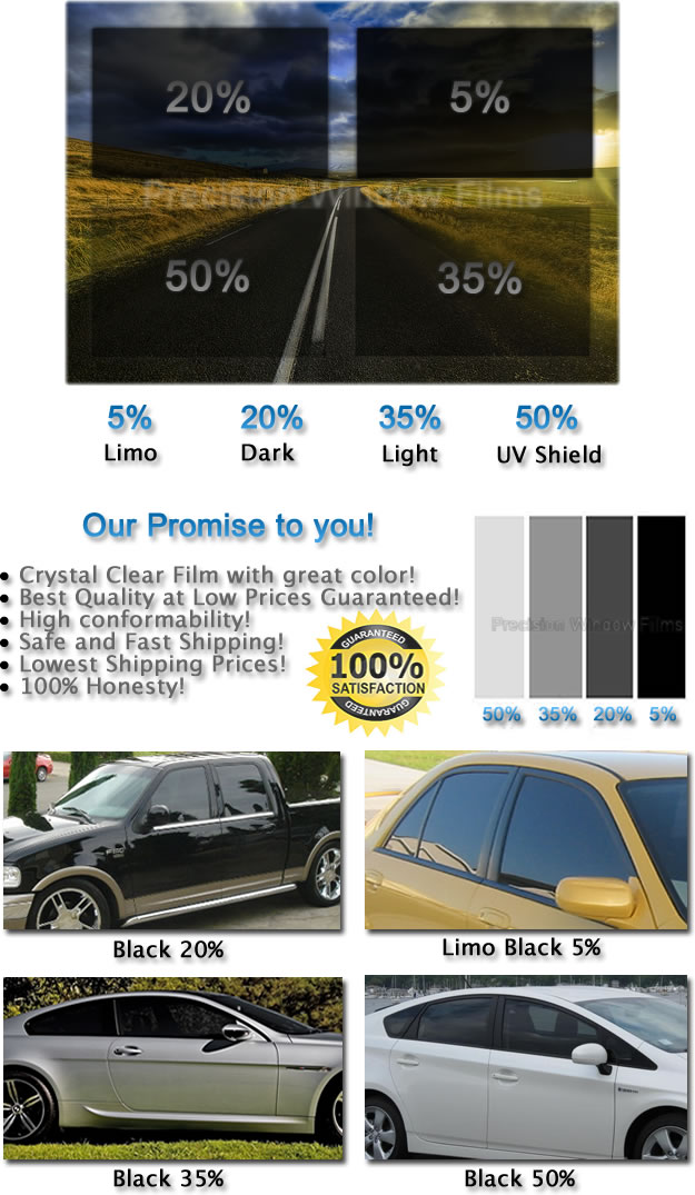Precut Window Films