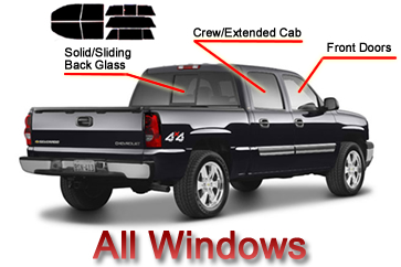 All Windows Car or Truck!